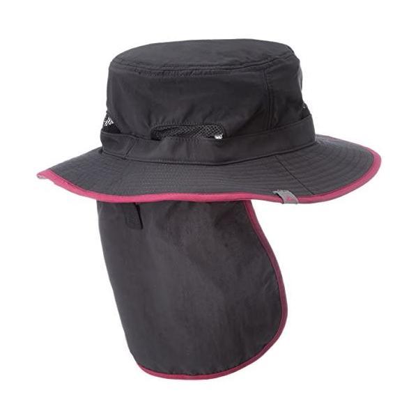 [フェニックス] トレッキング 帽子 ハット レディース PH828HW61 (オフブラック M)|slow-life-37|02