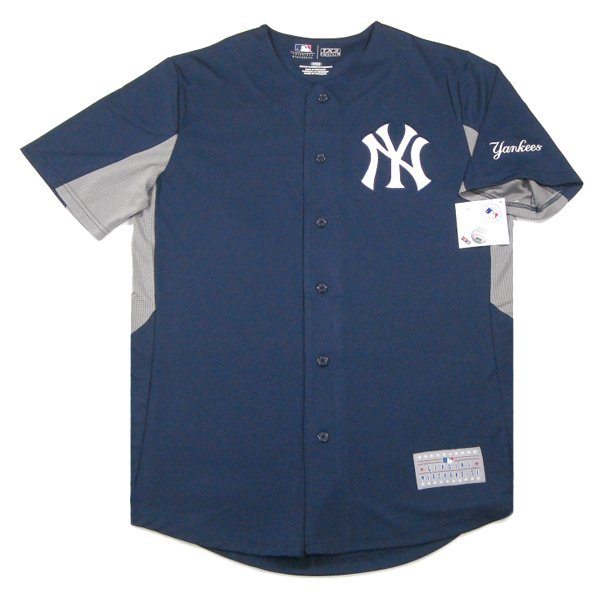 MLB OFFICIAL【ワッペン仕様★海外限定★背番号99★JUDGE】NEW YORK YANKEES レプリカ ユニホーム【ネイビー/グレー】新品 ニューヨークヤンキース メンズ