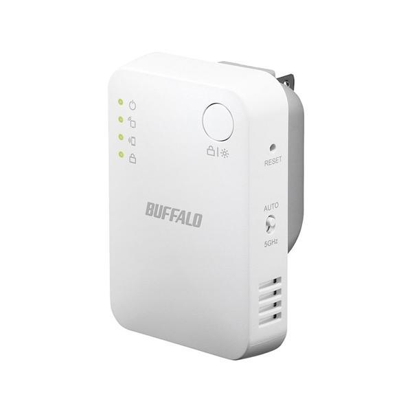 WEX733DHP2 Wi-Fi中継機 WEX-733DHP2シリーズ ホワイト