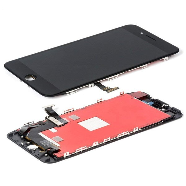 iphone7 フロントパネル 白/黒 液晶パネル交換キット アイフォン7 取り付け工具セット 交換手順書付き|smagenshop|10