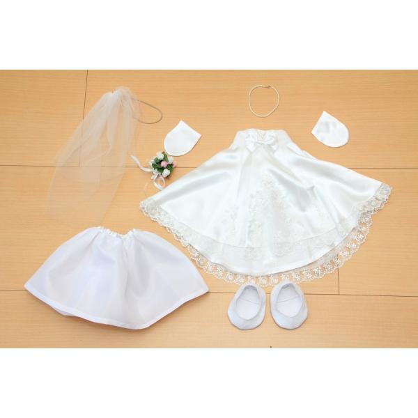 シェリーメイ 衣装 Sサイズ用ウエディングドレスA ダッフィー|small-h|05