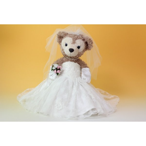 シェリーメイ 衣装 (S)用ウエディングドレス050102 【ダッフィー】|small-h