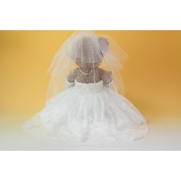 シェリーメイ 衣装 (S)用ウエディングドレス050102 【ダッフィー】|small-h|02