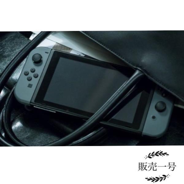 Nintendo Switch 本体 (ニンテンドースイッチ) 【Joy-Con (L) / (R) グレー】(バッテリー持続時間が長くなっ たモデル)|smart-com|02