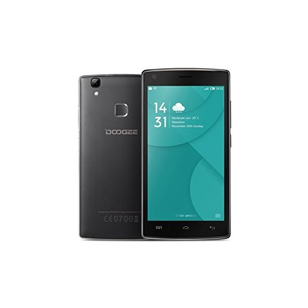 SIMフリー格安5インチHDスマホ DOOGEE X5 MAX Pro LTE対応|smart-gadgets