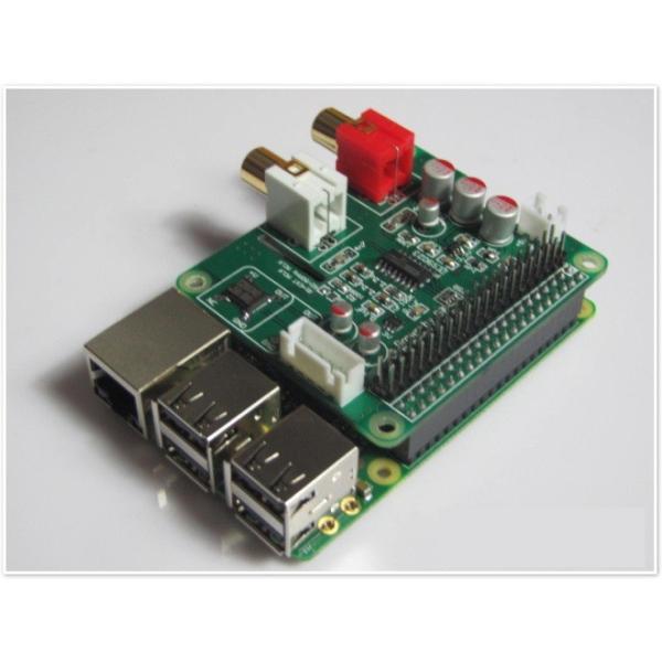 Raspberry Pi 2,3 Model B/B+対応 ES9023 I2S DAC|smart-gadgets|02