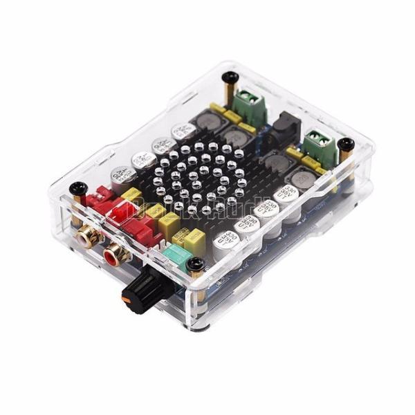 Pi-AMP 100W+100Wの超小型デジタルアンプ TDA7498使用|smart-gadgets