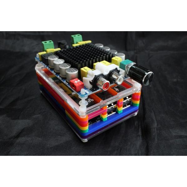Pi-AMP 100W+100Wの超小型デジタルアンプ TDA7498使用|smart-gadgets|03