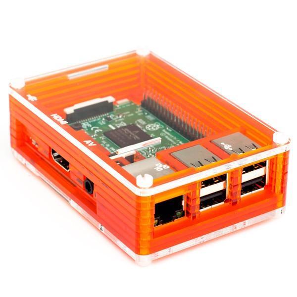 ラズベリーパイ(Raspberry Pi) 3/2/B+ 用ケース Pibow 3 パイボー 3 smart-gadgets 03