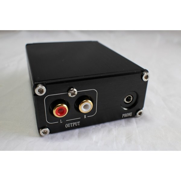 セルフパワーの汎用USB DAC ES9018K2M+SA9023+AD823X1|smart-gadgets