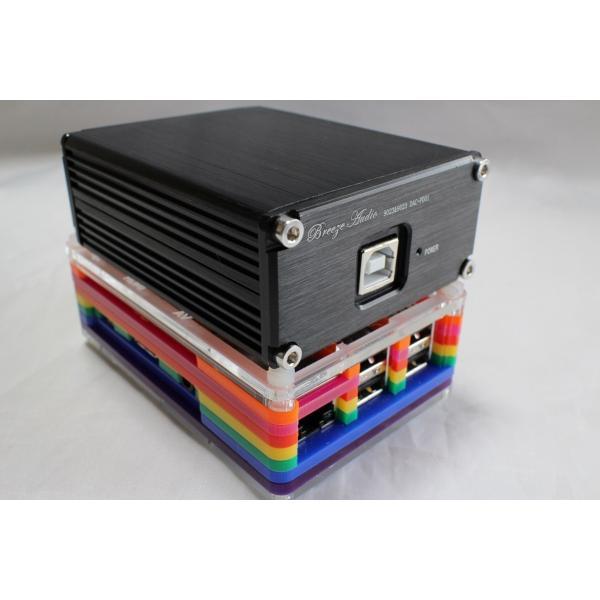 セルフパワーの汎用USB DAC ES9028Q2M+SA9023+AD823|smart-gadgets|03