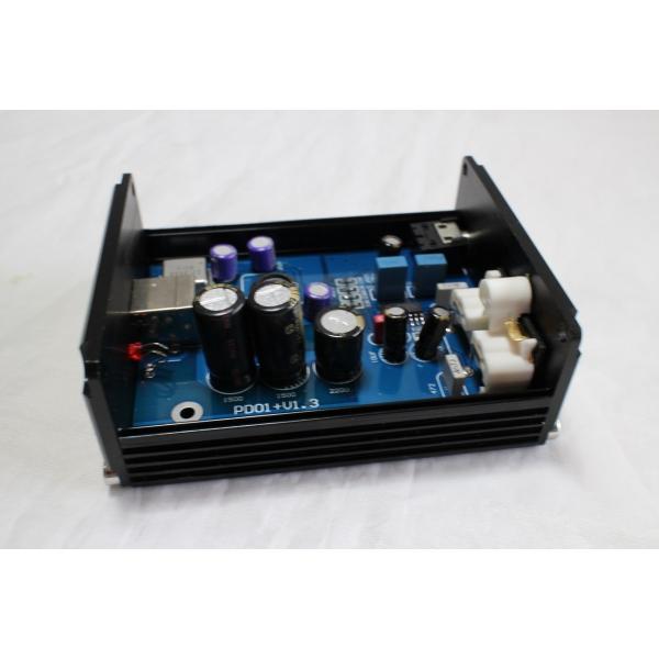 セルフパワーの汎用USB DAC SA9023+ES9023|smart-gadgets|02