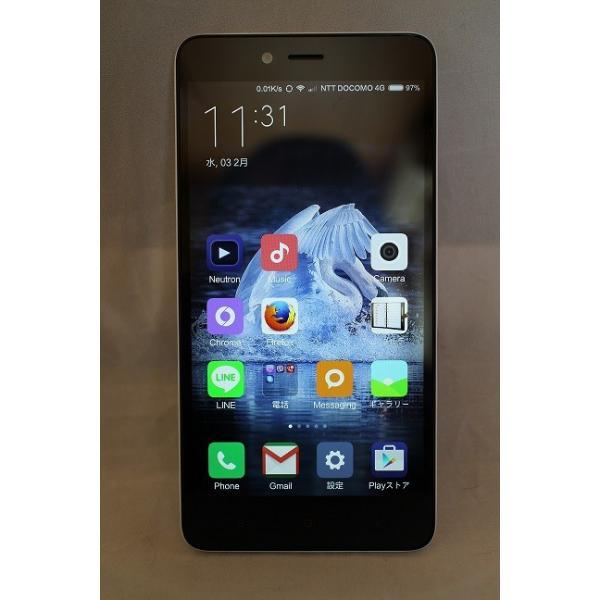 Xiaomi Redmi Note 2 日本語対応 FDD LTE 1920*1080P FHD RAM/2GB ROM/16GB オクタコア 5.5インチ Android 5|smart-gadgets|02