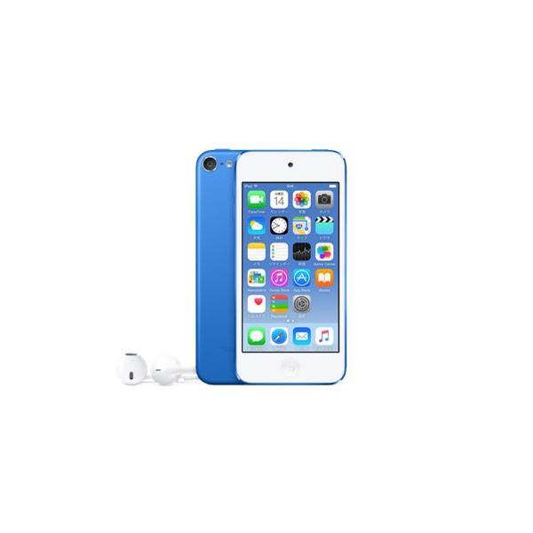 APPLE iPod touch MKHV2J/A [32GB ブルー]