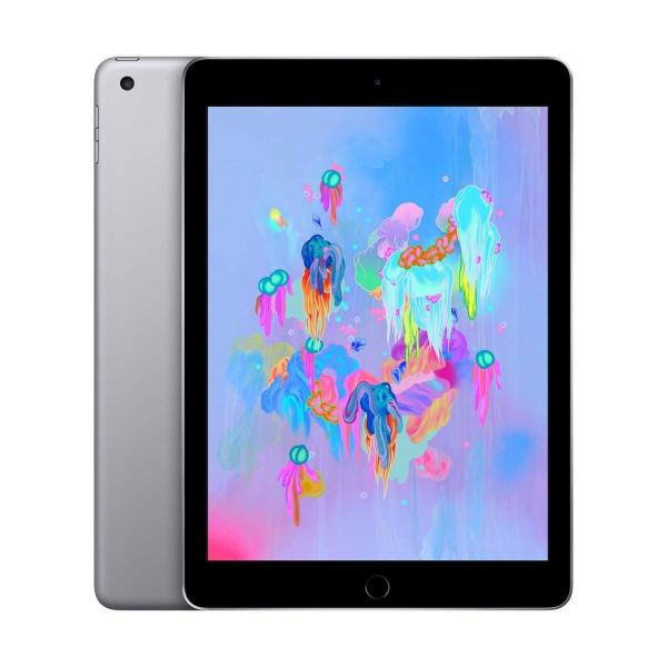 【商品化粧箱角に若干の傷みあり】iPad 9.7インチ Wi-Fiモデル 128GB MR7J2J/A [スペースグレイ]|smart1-shop