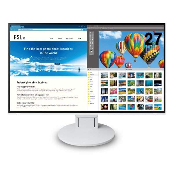 EIZO FlexScan EV2785-WT [27インチ ホワイト] smart1-shop