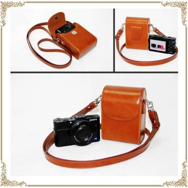 RX100 ケース DSC-RX100 カメラケース RX100M3 DSC-RX100M2