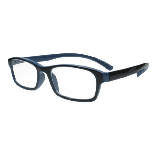 老眼鏡 シニアグラス おしゃれ 首かけ ネックリーダー グラン G091G-03 BLブルー