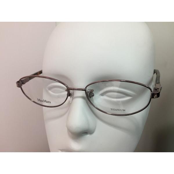 マックスマーラ 女性用メガネフレーム MaxMara MM-8657J-5LK