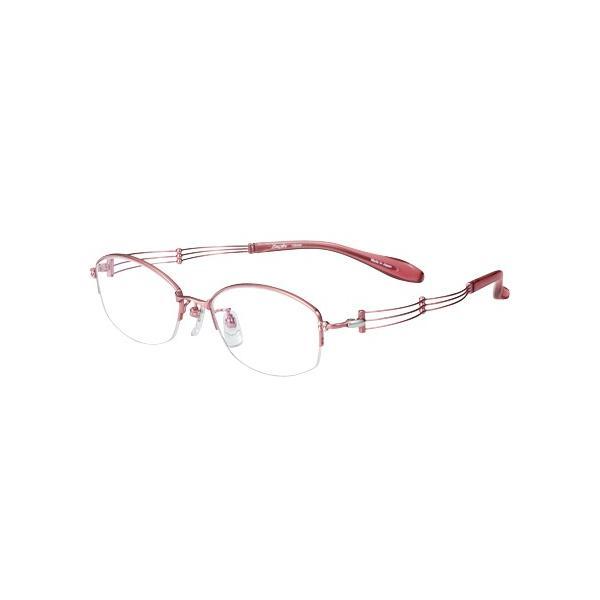 メガネ 眼鏡 めがねフレーム Line Art ラインアート シャルマンレディースメガネフレーム トリオコレクション XL1036-PK