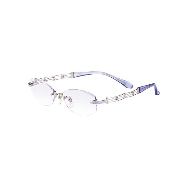 メガネ 眼鏡 めがねフレーム Line Art ラインアート シャルマンレディースメガネフレーム カノンコレクション XL1046-LA