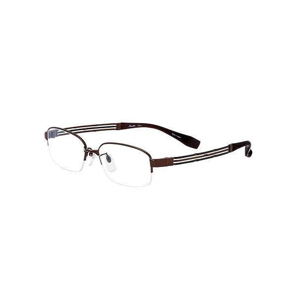 メガネ 眼鏡 めがねフレーム Line Art ラインアート シャルマンメンズメガネフレーム フォルテコレクション XL1051-BR