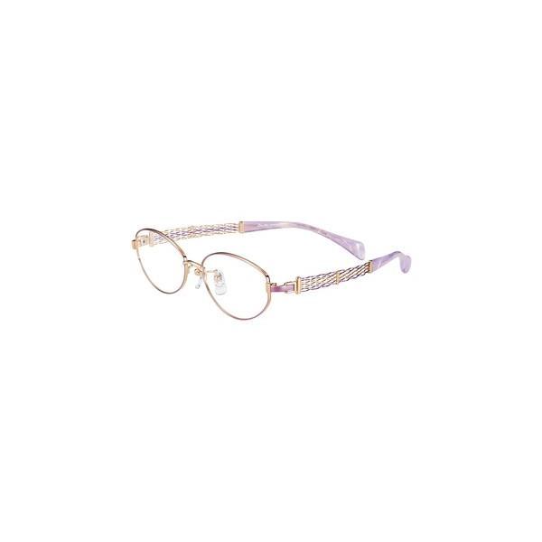 メガネ 眼鏡 めがねフレーム Line Art ラインアート シャルマンレディースメガネフレーム オペラコレクション XL1068-LA