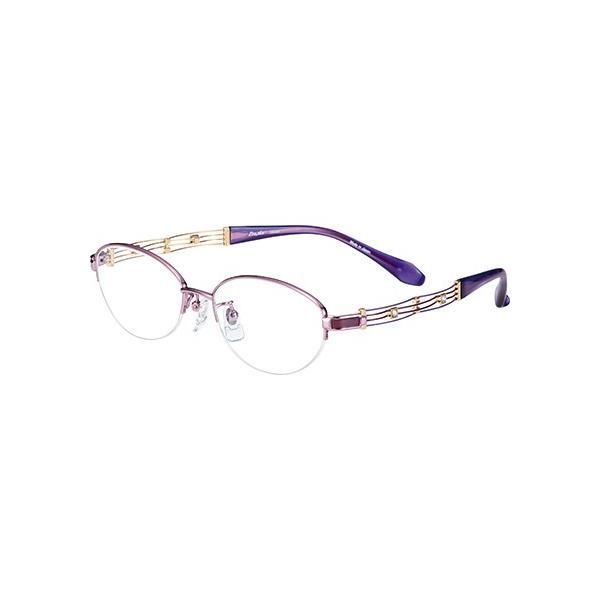 メガネ 眼鏡 めがねフレーム Line Art ラインアート シャルマンレディースメガネフレーム カノンコレクション XL1082-LA