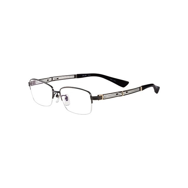 メガネ 眼鏡 めがねフレーム Line Art ラインアート シャルマンメンズメガネフレーム クアトロコレクション XL1409-GR