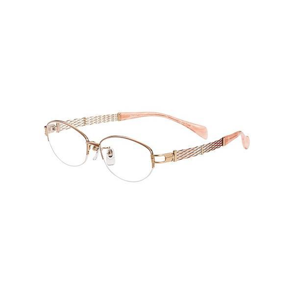 メガネ 眼鏡 めがねフレーム Line Art ラインアート シャルマンレディースメガネフレーム オペラコレクション XL1413-PE