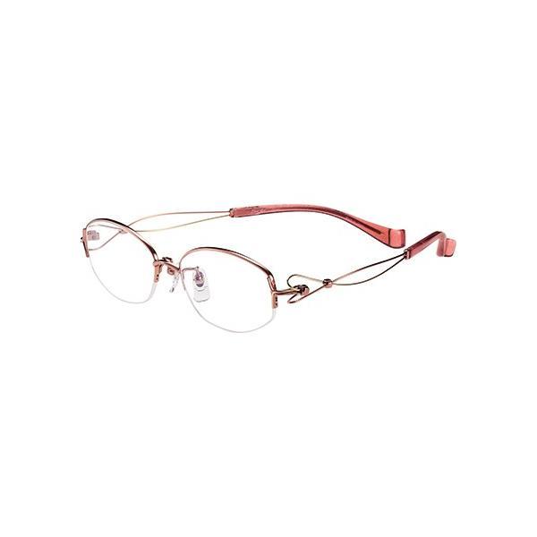 メガネ 眼鏡 めがねフレーム Line Art ラインアート シャルマンレディースメガネフレーム ドルチェコレクション XL1418-PK