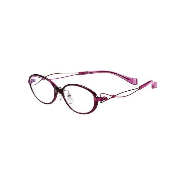 メガネ 眼鏡 めがねフレーム Line Art ラインアート シャルマンレディースメガネフレーム ドルチェコレクション XL1424-PU
