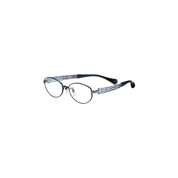 メガネ 眼鏡 めがねフレーム Line Art ラインアート シャルマンレディースメガネフレーム コーラスコレクション XL1434-BL