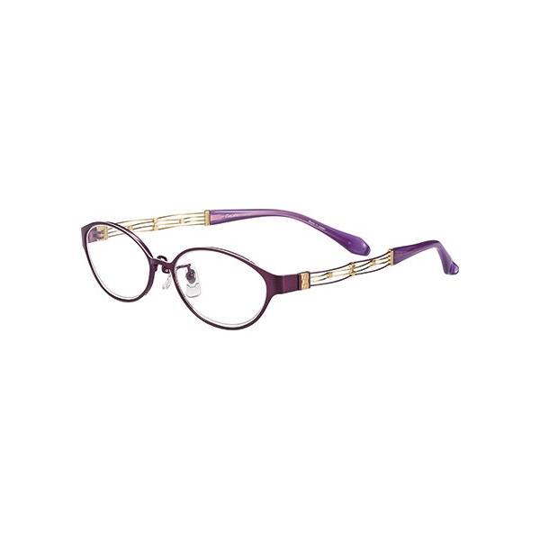 メガネ 眼鏡 めがねフレーム Line Art ラインアート シャルマンレディースメガネフレーム カノンコレクション XL1443-VO