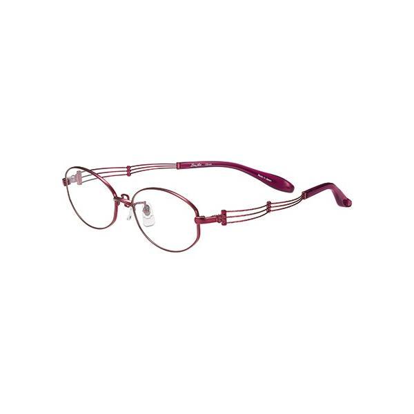 メガネ 眼鏡 めがねフレーム Line Art ラインアート シャルマンレディースメガネフレーム トリオコレクション XL1446-WI