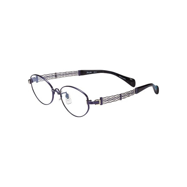 メガネ 眼鏡 めがねフレーム Line Art ラインアート シャルマンレディースメガネフレーム オペラコレクション XL1447-BL