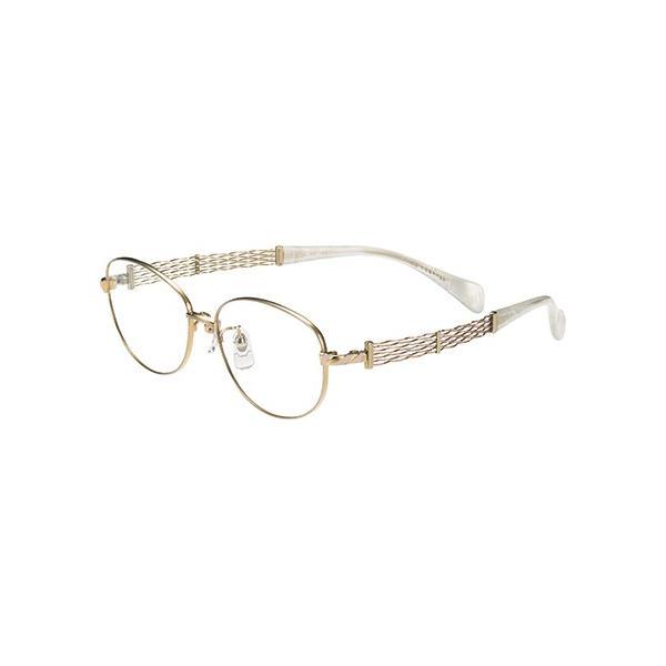 メガネ 眼鏡 めがねフレーム Line Art ラインアート シャルマンレディースメガネフレーム オペラコレクション XL1448-BE