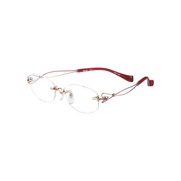 メガネ 眼鏡 めがねフレーム Line Art ラインアート シャルマンレディースメガネフレーム ドルチェコレクション XL1463-RE