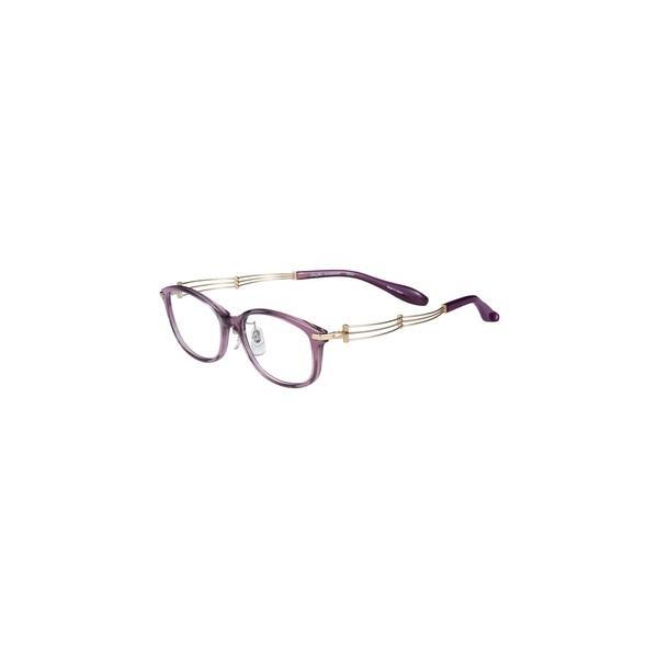 メガネ 眼鏡 めがねフレーム Line Art ラインアート シャルマンレディースメガネフレーム トリオコレクション XL1471-GA