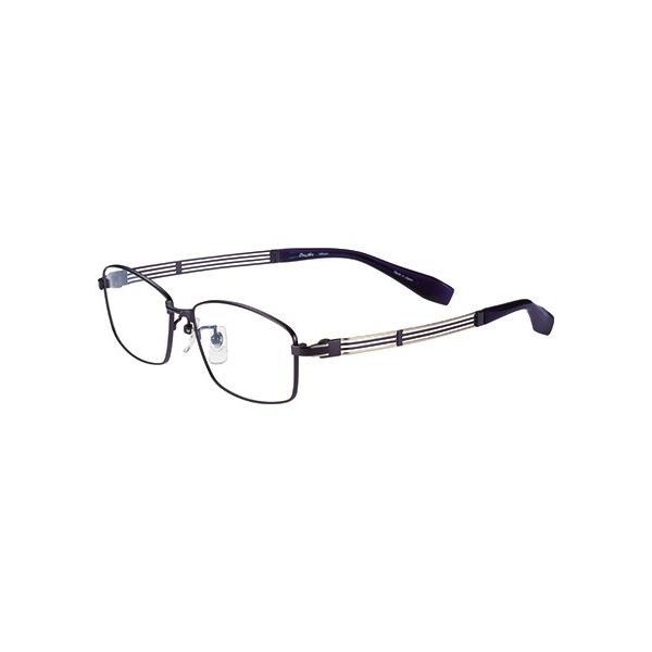 メガネ 眼鏡 めがねフレーム Line Art ラインアート シャルマンメンズメガネフレーム レガートコレクション XL1478-BL