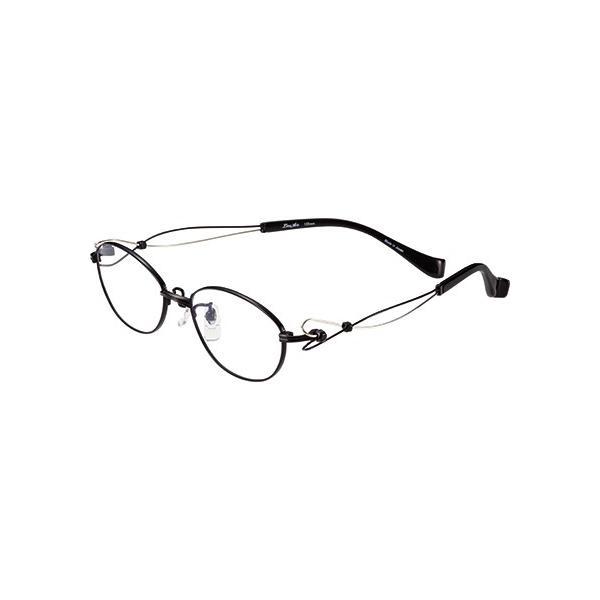 メガネ 眼鏡 めがねフレーム Line Art ラインアート シャルマンレディースメガネフレーム ドルチェコレクション XL1484-BK