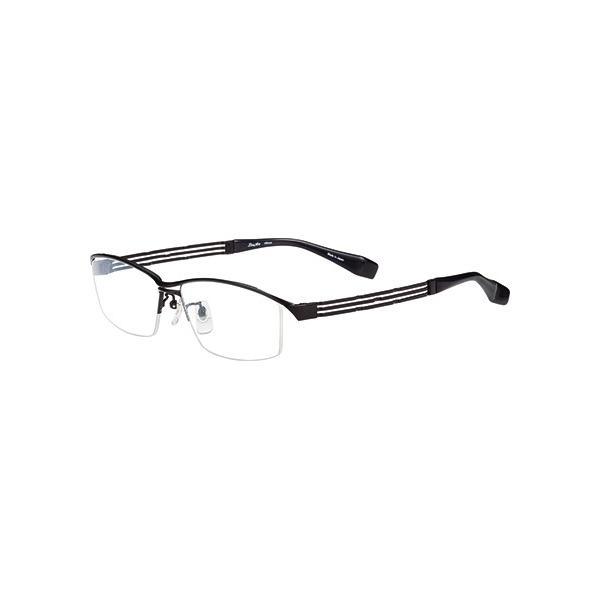 メガネ 眼鏡 めがねフレーム Line Art ラインアート シャルマンメンズメガネフレーム フォルテコレクション XL1488-BK