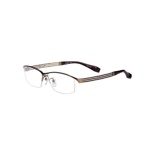 メガネ 眼鏡 めがねフレーム Line Art ラインアート シャルマンメンズメガネフレーム フォルテコレクション XL1488-BR
