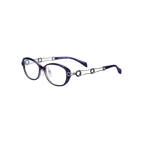 メガネ 眼鏡 めがねフレーム Line Art ラインアート シャルマンレディースメガネフレーム ワルツコレクション XL1494-NV
