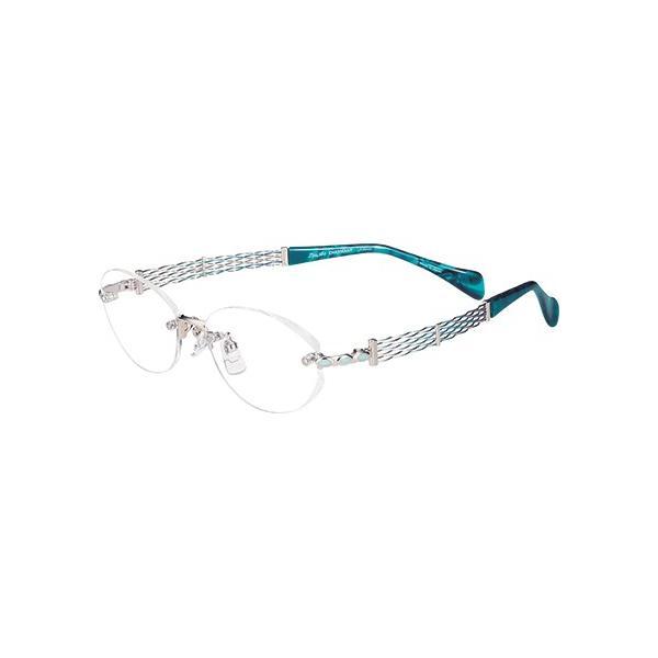 メガネ 眼鏡 めがねフレーム Line Art ラインアート シャルマンレディースメガネフレーム オペラコレクション XL1499-MN