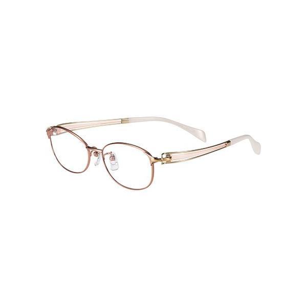 メガネ 眼鏡 めがねフレーム Line Art ラインアート シャルマンレディースメガネフレーム ヴィヴァーチェコレクション XL1600-RG