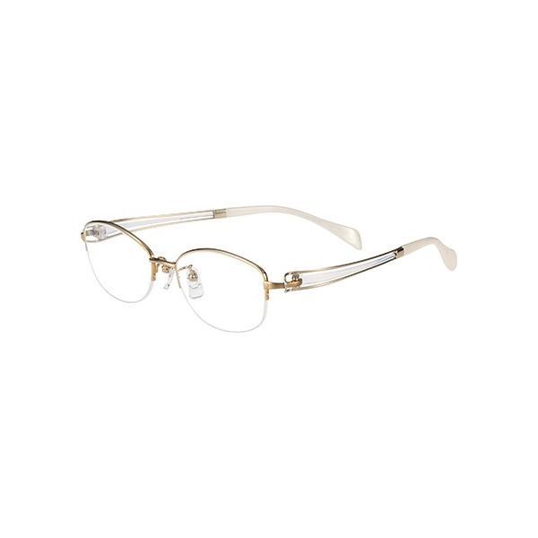 メガネ 眼鏡 めがねフレーム Line Art ラインアート シャルマンレディースメガネフレーム ヴィヴァーチェコレクション XL1601-WG