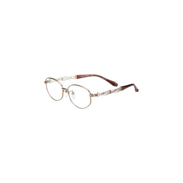 メガネ 眼鏡 めがねフレーム Line Art ラインアート シャルマンレディースメガネフレーム カノンコレクション XL1608-BE
