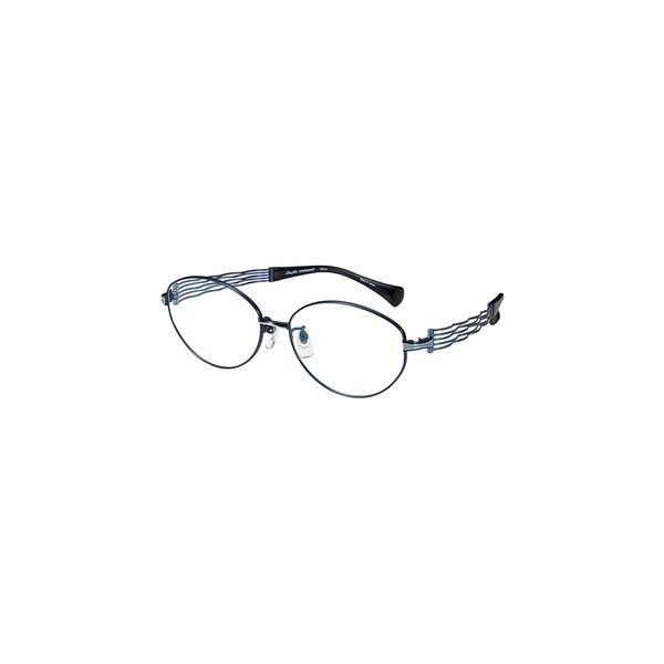 メガネ 眼鏡 めがねフレーム Line Art ラインアート シャルマンレディースメガネフレーム コーラスコレクション XL1628-BL