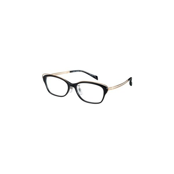 メガネ 眼鏡 めがねフレーム Line Art ラインアート シャルマンレディースメガネフレーム ブリオコレクション XL1630-BK